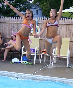 naked teenage girls using dildos
